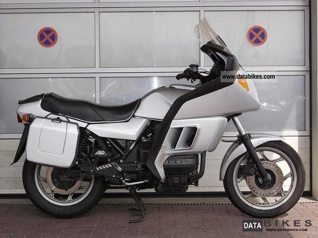 1992 BMW  K75RT Motorcycle Tourer photo