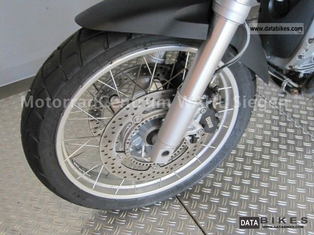 2007 Bmw R 1200 Gs Cross Spoke Wheels