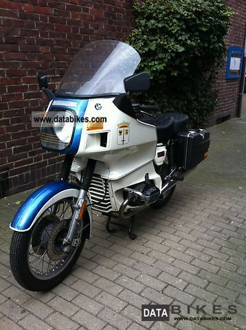 BMW  R 60/7 1979 Vintage, Classic and Old Bikes photo