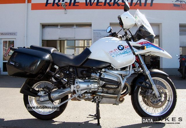 2001 BMW  R 1150 GS * case * ABS * Willingness to travel Motorcycle Motorcycle photo
