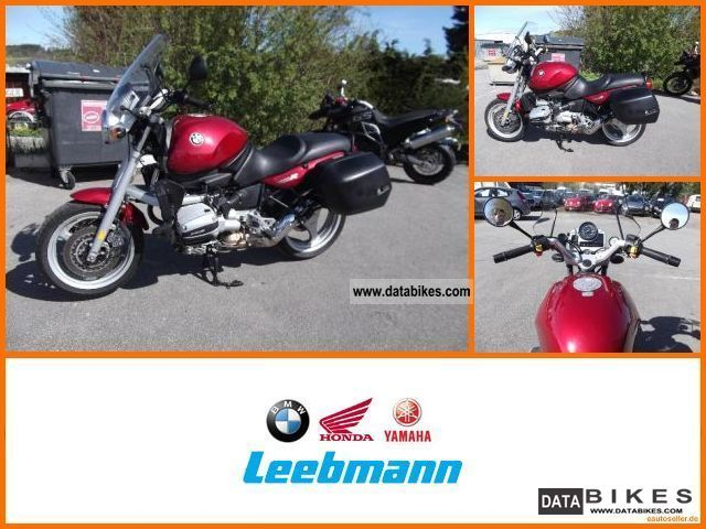 1995 BMW  R 1100 R Motorcycle Motorcycle photo