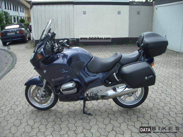 2001 BMW  1150RT Motorcycle Motorcycle photo