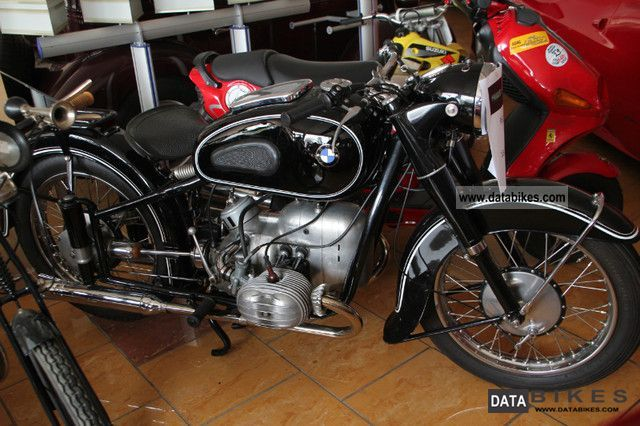 BMW  R 51/3 We have 50 classic cars on stock 1950 Vintage, Classic and Old Bikes photo