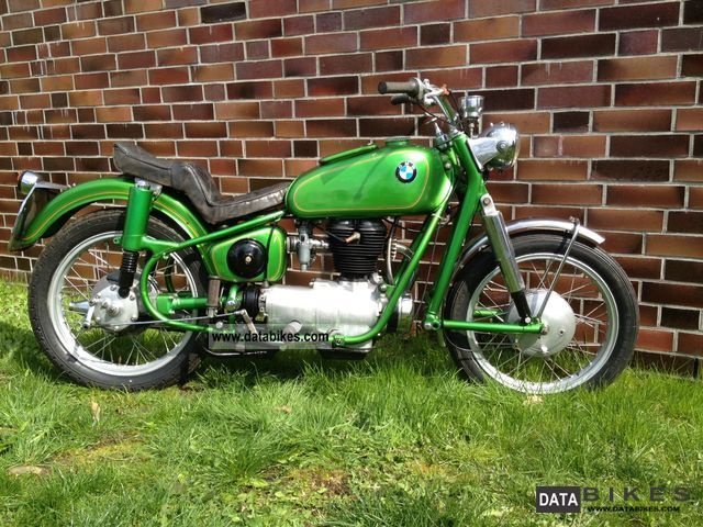 BMW  R26 1958 Vintage, Classic and Old Bikes photo