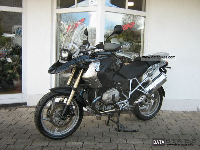 BMW  TÜ R1200GS Touring Safety 2009 Enduro/Touring Enduro photo