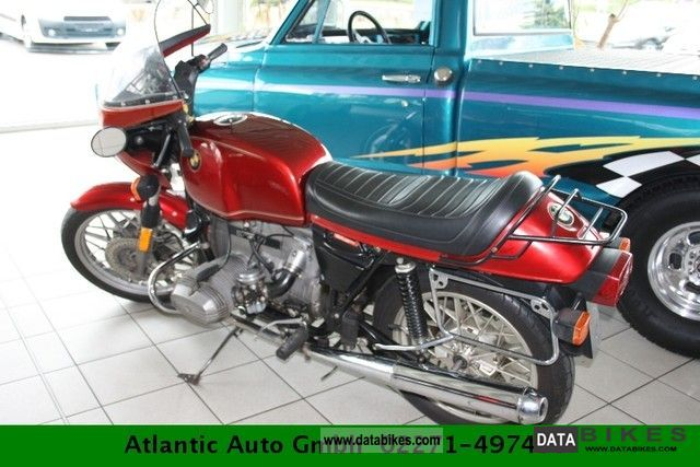 BMW  R 80/7 41 000 KM 2.Hand 1979 Vintage, Classic and Old Bikes photo