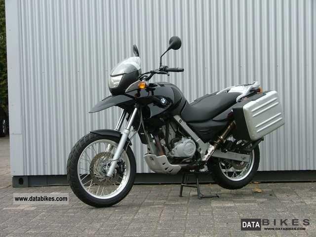 2007 BMW  F650 GS Motorcycle Enduro/Touring Enduro photo