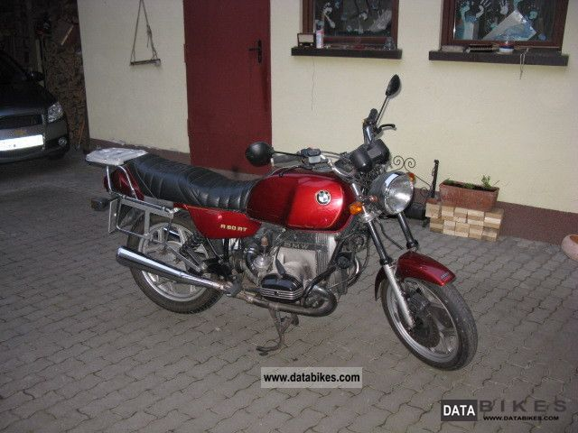 1985 BMW  R 80 Motorcycle Motorcycle photo