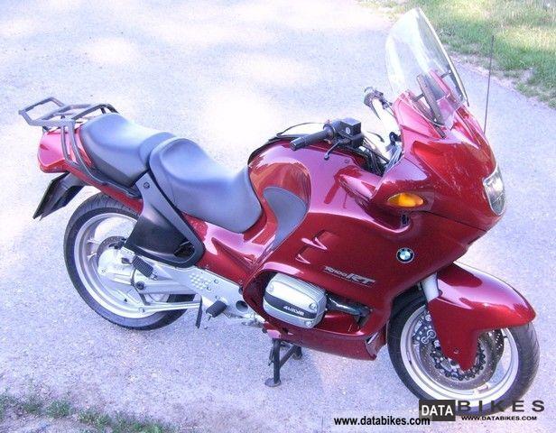 1997 BMW  1100RT Motorcycle Tourer photo