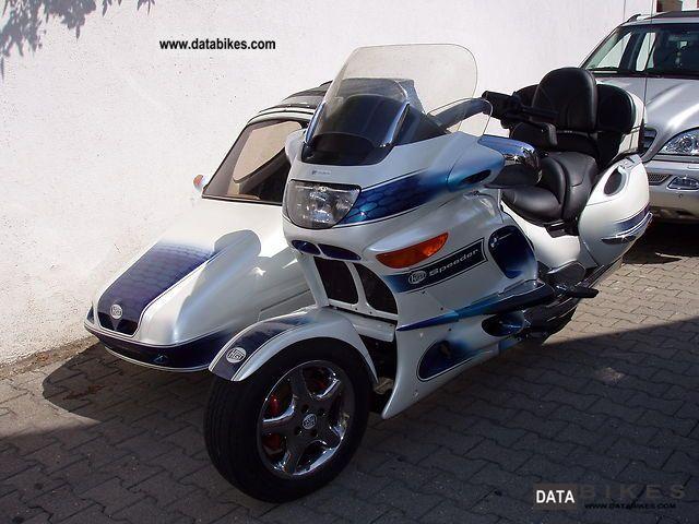 BMW  K 1200 LT knuckle speeder 1999 Combination/Sidecar photo