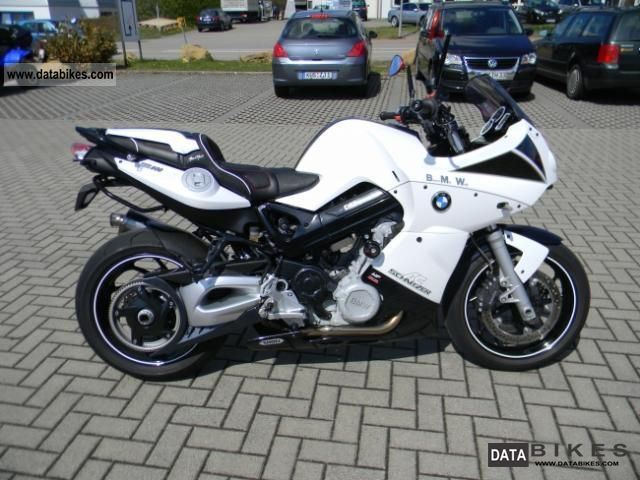 BMW  AC Schnitzer F800S 2007 Sport Touring Motorcycles photo