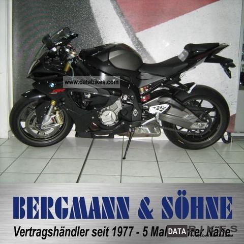 2010 BMW  S 1000 RR ABS DTC Motorcycle Motorcycle photo