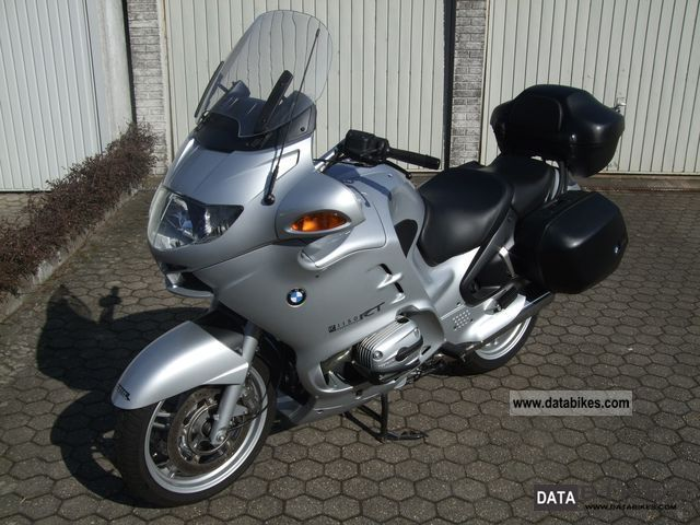 2003 BMW  1150 RT R22 Motorcycle Tourer photo