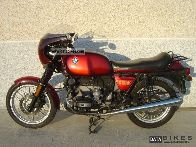 1982 BMW  R 100 R 100 RS RS (1976 - 84) Motorcycle Other photo