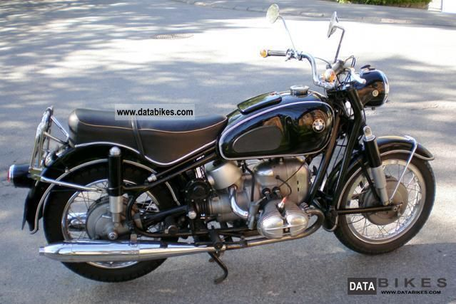 BMW  R69S 1966 Vintage, Classic and Old Bikes photo
