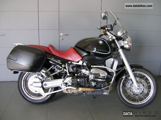BMW  R 850 R R 850 R (1994 - 02) 2001 Naked Bike photo