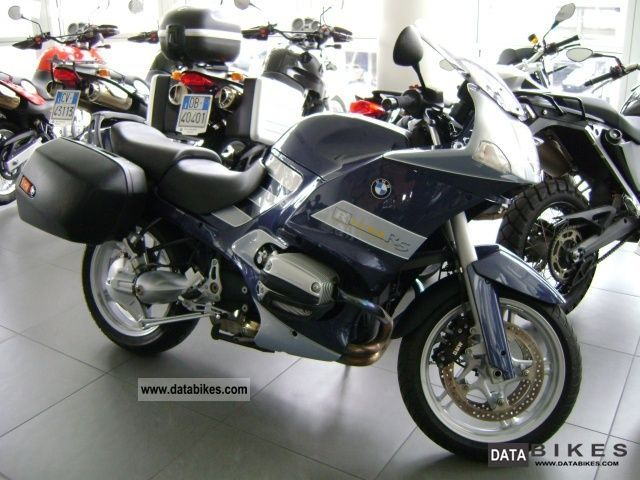 2002 BMW  R 1150 RS R 1150 RS Motorcycle Other photo