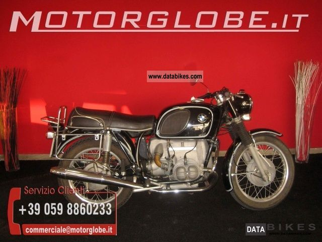 BMW  R 60/5 1971 Vintage, Classic and Old Bikes photo