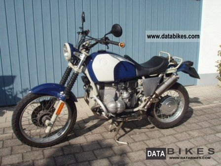 1989 BMW  GS 100 conversion Motorcycle Enduro/Touring Enduro photo