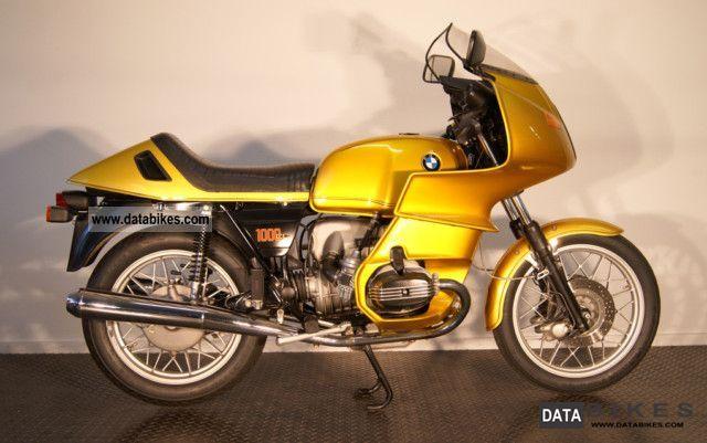 1978 Bmw R 100 Rs