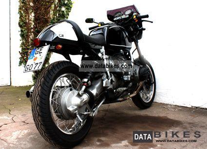 1992 BMW  R 100 R \ Motorcycle Naked Bike photo