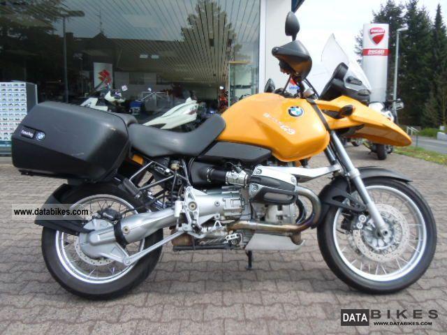 2000 BMW  R1150 GS Motorcycle Enduro/Touring Enduro photo