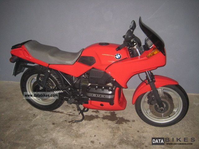 1992 BMW  K75S Motorcycle Sport Touring Motorcycles photo