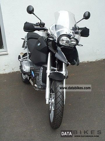 2002 BMW  R 1200 GS Motorcycle Motorcycle photo