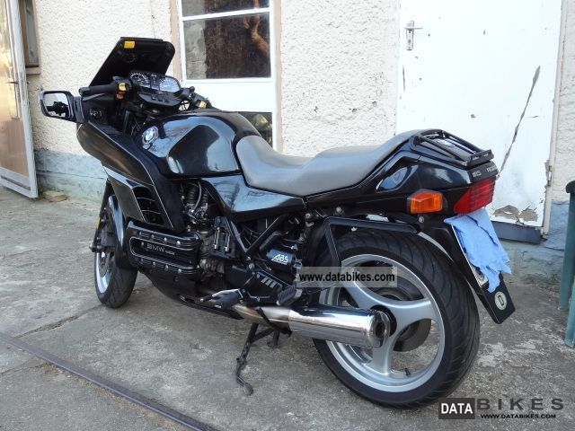 1991 Bmw K100 Rs 16v Abs