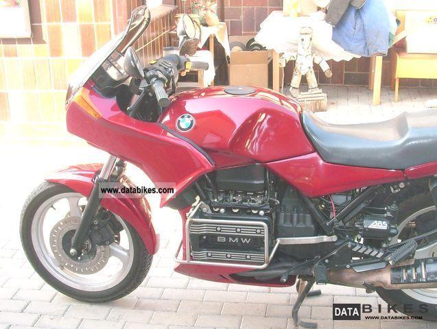 1993 BMW  K75 S Motorcycle Motorcycle photo