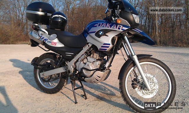 2007 BMW  F 650 GS Dakar Motorcycle Enduro/Touring Enduro photo