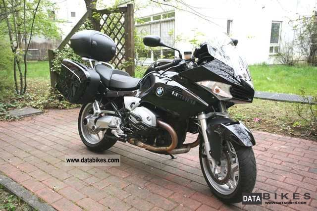 2008 BMW  R1200ST - Final Edition SPECIAL EDITION (250 copies) Motorcycle Motorcycle photo