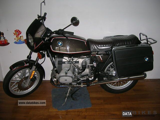 1980 BMW  R450 Motorcycle Motorcycle photo