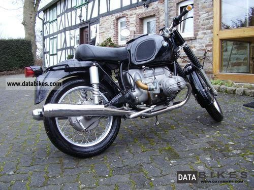 BMW  r 50 1972 Vintage, Classic and Old Bikes photo
