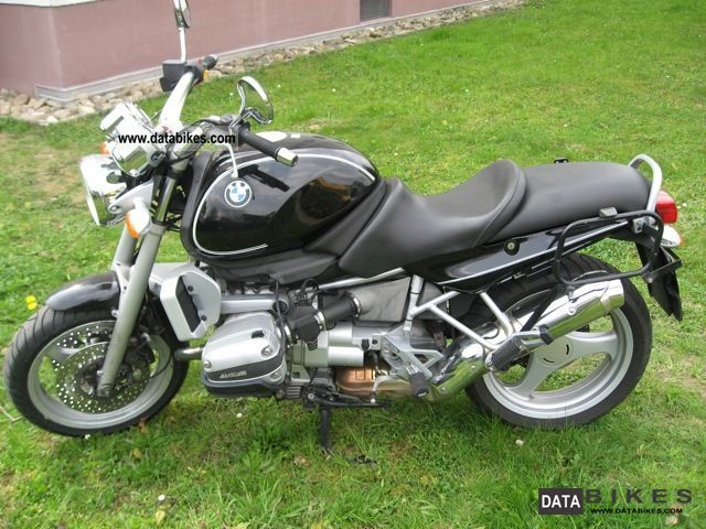 BMW  R1100R Special Edition 1998 Naked Bike photo