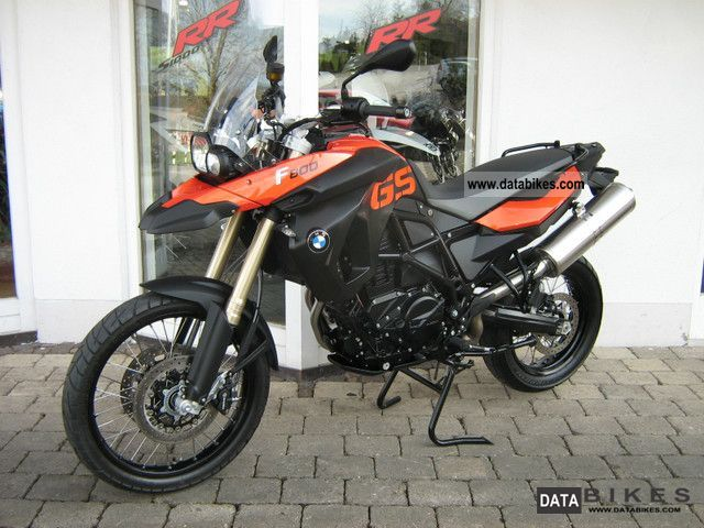 BMW  F800GS ABS Heated Grips on-board computer 2011 Enduro/Touring Enduro photo