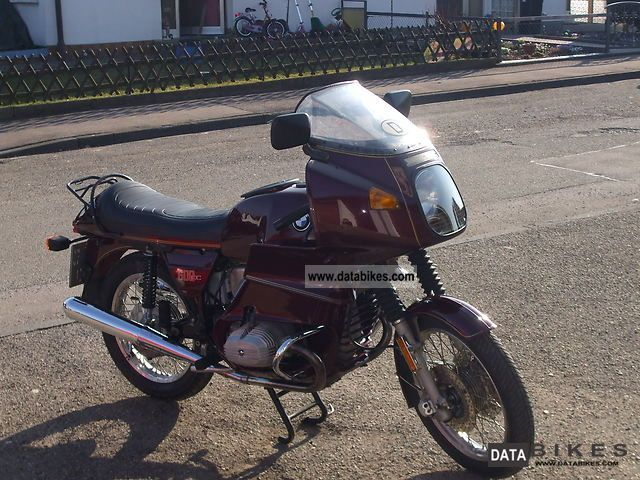 1978 BMW  R 60/7 Motorcycle Motorcycle photo