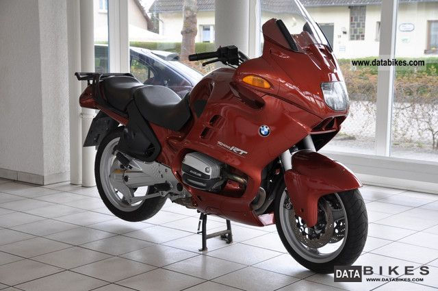 1997 BMW  1100 RT Motorcycle Tourer photo
