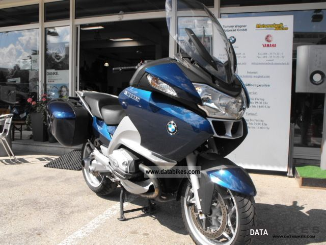 BMW  R1200 RT ESA Safety Touring Package 2008 Tourer photo