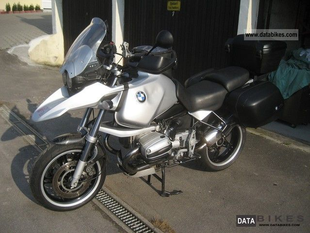 2001 BMW  R1150 GS \ Motorcycle Motorcycle photo