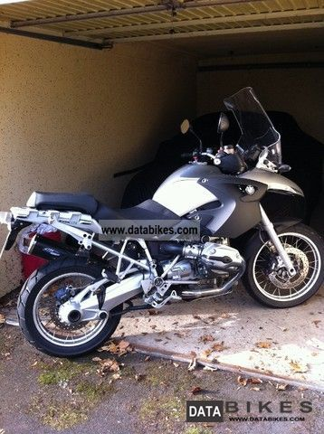 2006 BMW  GS 1200 with spoked wheels, heated grips, ABS Motorcycle Enduro/Touring Enduro photo