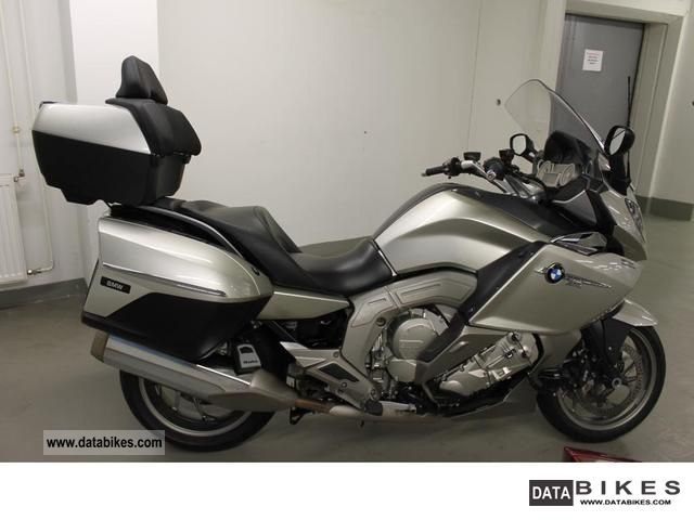 2011 bmw k 1600 gtl with safety package comfort package motorcycle