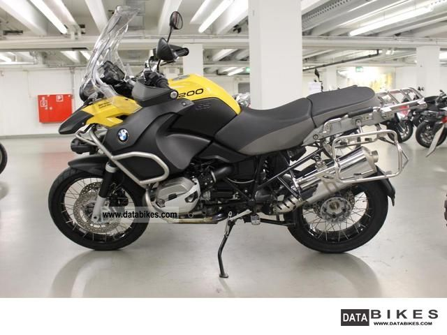BMW  R 1200 GS ADV TÜ with Safety Package, Touring Package 2010 Enduro/Touring Enduro photo