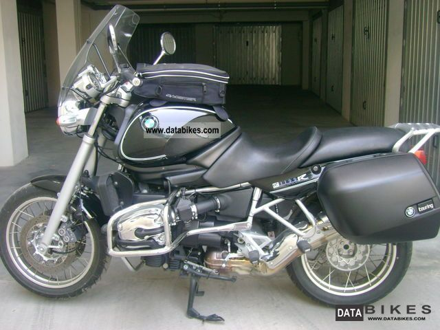 2002 BMW  R850 LIMITED EDITION Motorcycle Motorcycle photo