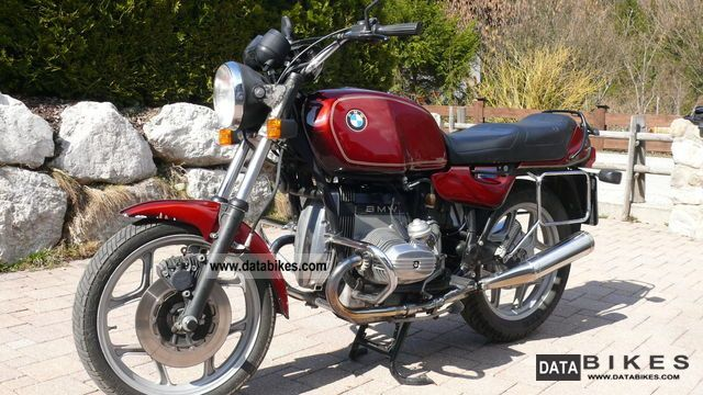 1986 BMW  650 Motorcycle Motorcycle photo