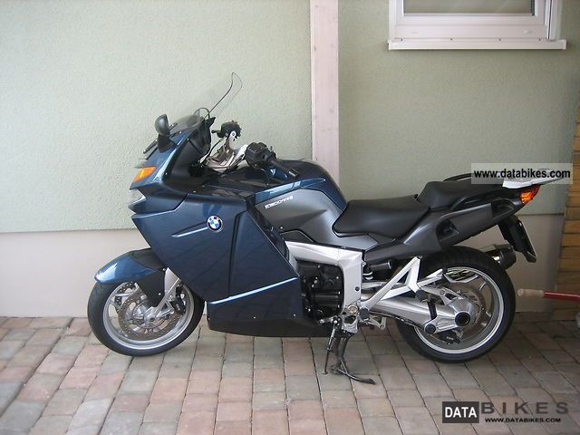 2007 BMW  1200 GT Motorcycle Sport Touring Motorcycles photo