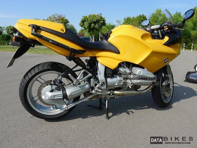 2000 BMW  R 1100S Motorcycle Motorcycle photo