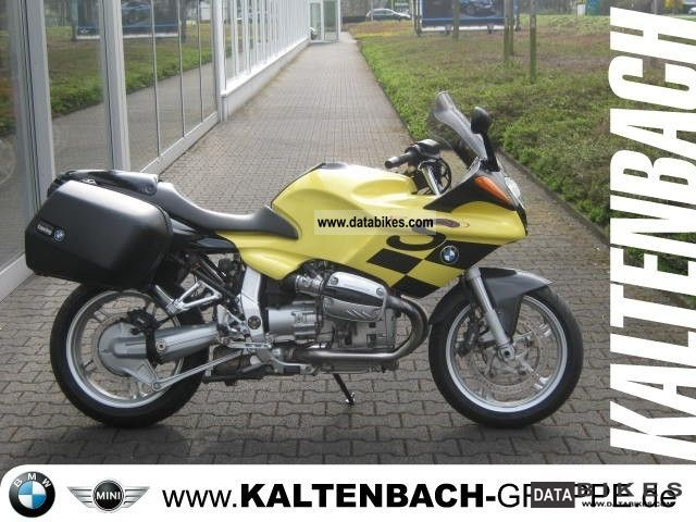 2001 BMW  ABS R 1100 S Motorcycle Sports/Super Sports Bike photo
