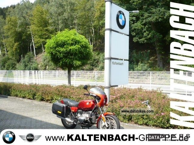 BMW  R65 1983 Motorcycle photo