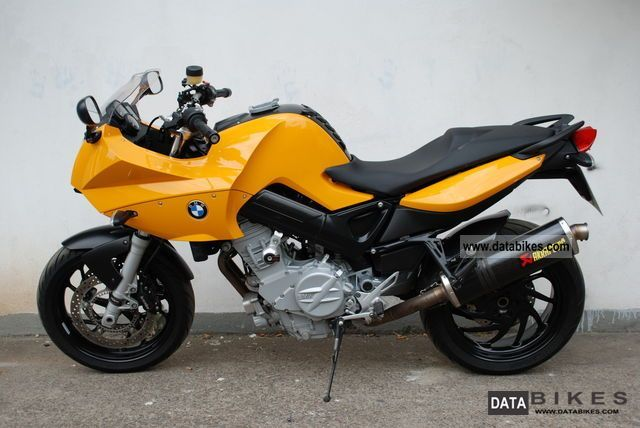 2007 BMW  + F800S Akrapovic system, special edition Motorcycle Sport Touring Motorcycles photo